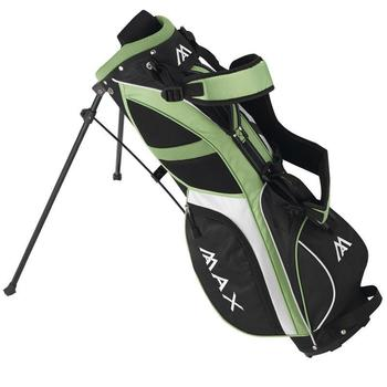 Big Max Junior Max Stand Bag - Green