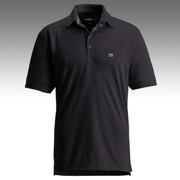 Loudmouth Golf Jewel Shirt In Black Colourway Funky Golf