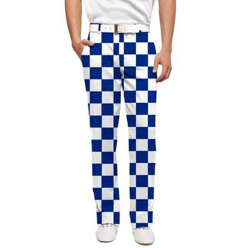 Loudmouth Derby Chex Golf Trousers