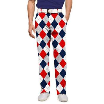 Loudmouth Dixe Golf Trousers