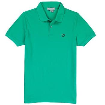 Lyle & Scott Club Polo Shirt Parrot Green 2012