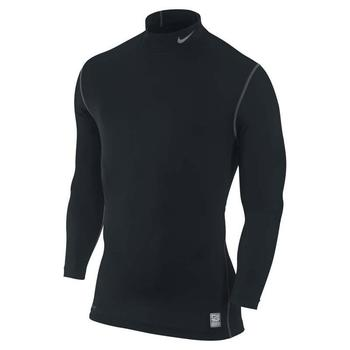 Nike Dri-Fit Flat Core Underlayer Mock Black