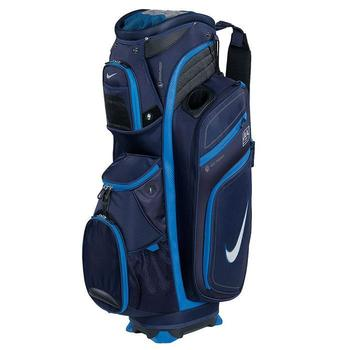 Nike Golf Mid Tier 9 Cart II Bag Blue/Photo Blue