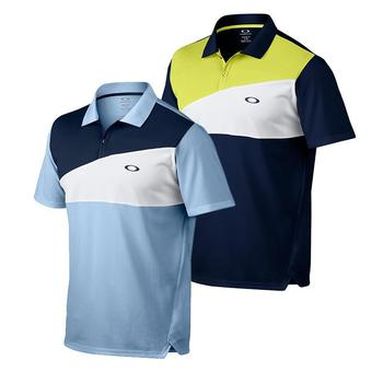 Oakley Junior Greene Short Sleeve Polo Shirt