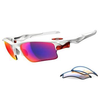 Oakley Men's Fast Jackets XL Sunglasses