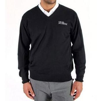 Oscar Jacobson Larry Tour Sweater