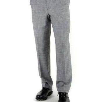 Oscar Jacobson Greg Prince Of Wales Check Trousers