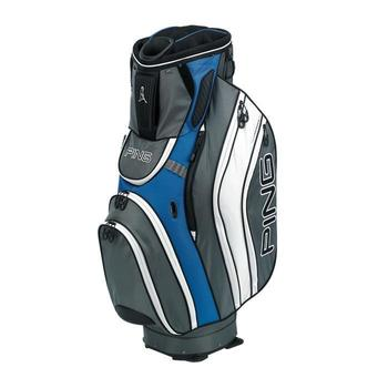 Ping Pioneer Golf Cart Bag Blue/Charcoal/White