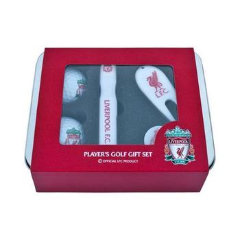 Liverpool Players Golf Gift Tin
