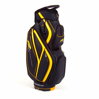 Powakaddy PVC Premium Cart Bag Classic Black