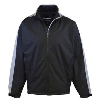 Proquip Aquastorm Pro Waterproof Jacket - Black/Pewter (PQ11)