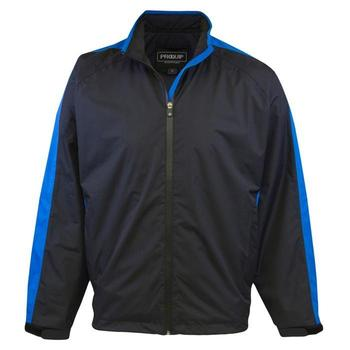 Proquip Aquastorm Pro Waterproof Jacket - Black/Blue (PQ11)