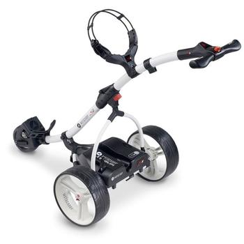 Motocaddy S1 Electric Golf Trolley Alpine