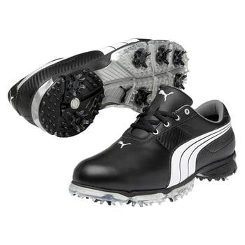 Puma Golf Spark Sport 2 Golf Shoes - Black/White