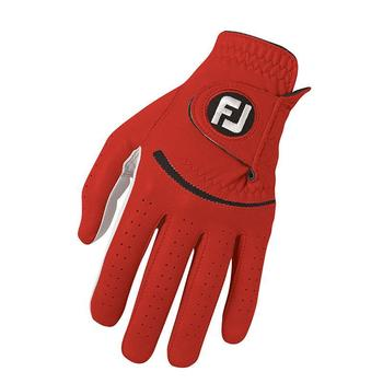 FootJoy Spectrum Golf Gloves Red