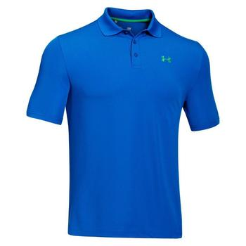 Under Armour Performance 2.0 Golf Polo Shirt Superior Blue (1242755-457)