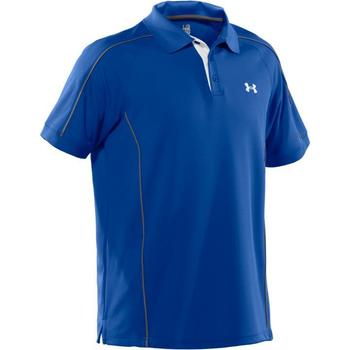 Under Armour Performance Pique Colorblock Polo