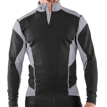 Under Armour ColdGear Fiited Hybrid Wind Block 1/4 Zip (U2)
