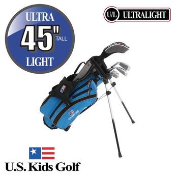 US Kids Ultralight Junior Set (45'' Tall) Age 5-7