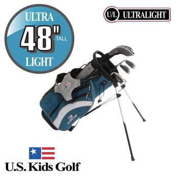 US Kids Ultralight Junior Set (48'' Tall) Age 6-8