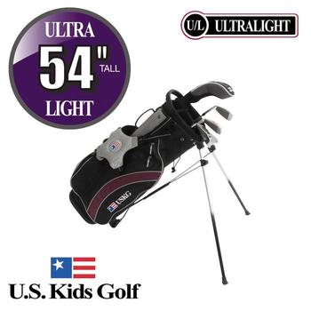 US Kids Ultralight Junior Set (54'' Tall) Age 8-10