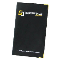 Buy Golfers Club Leather Scorecard Holder at www.golfgeardirect.co.uk