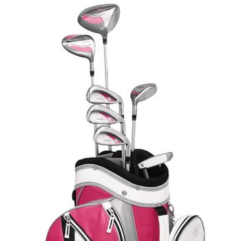 Callaway Ladies Solaire Gems 8 Piece Golf Set - Quartz