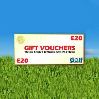 Buy Golf Gear Direct Voucher at www.golfgeardirect.co.uk