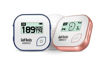 Golf Buddy Voice 2 GPS Rangefinder