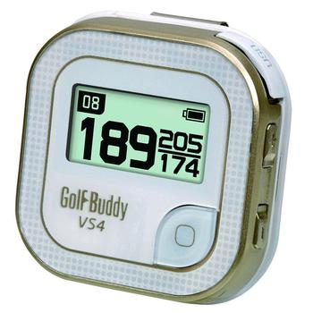 Golf Buddy VS4 GPS Rangefinder - White/Gold