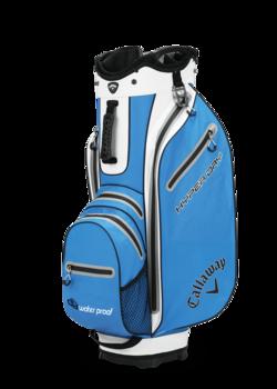 Callaway Hyper Dry Cart Bag  Blue  Black  Silver