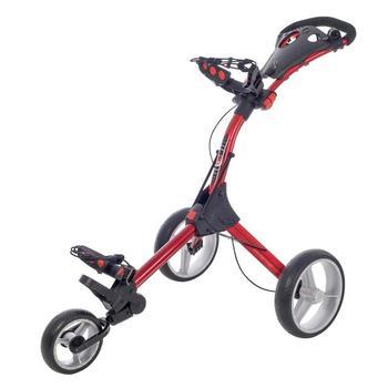 Big Max IQ 3 Wheel Trolley - Red