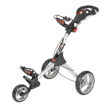 Big Max IQ 3 Wheel Trolley - Silver