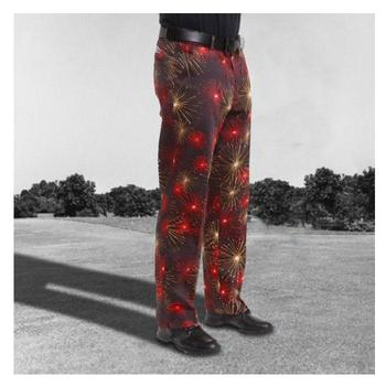 Royal & Awesome - Fireworks (Ka-Boom) Golf Trousers