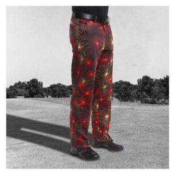 Royal & Awesome – Fireworks (Ka-Boom) Golf Trousers