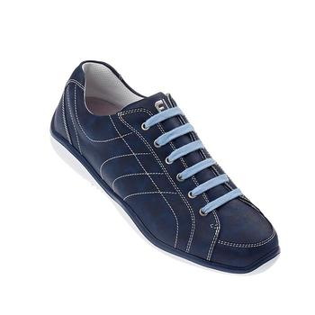 Footjoy Lopro Navy/Blue Ladies Spikeless Golf Shoes (97171)