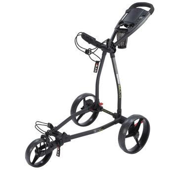 Big Max Blade Golf Push Trolley - Black