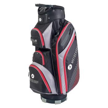 Motocaddy Club Series Trolley Bag  BlackRed