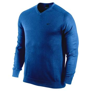 Nike Coolmax Merino V-Neck Sweater