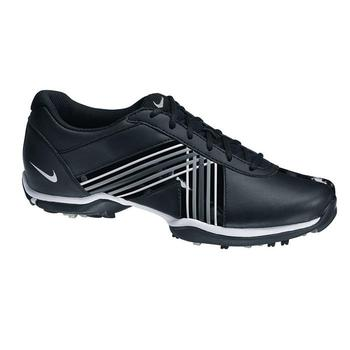 Nike Womens Delight Golf Shoes Black/White - Size: 3.5