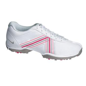 Nike Womens Delight Golf Shoes White - Size: 3.5