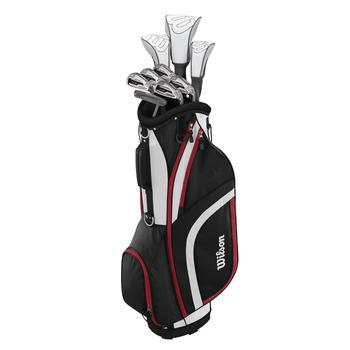 Wilson X-31 2018 Golf Package Set – Ladies Right Hand inc. Free Towel + Golf Balls