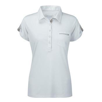 Ping Collection Amaya Polo Shirt - White (P93211) - Size: 8