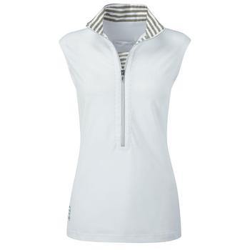 Ping Collection Georgie Polo Shirt - White (P93216) - Size: 10