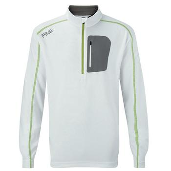 Ping Collection Reagan Golf Top - White - Size: Small