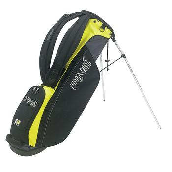 Ping L8 Golf Stand Bag Charocaol/Black/Lime
