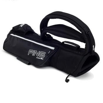 Ping Moon-Lite ll Golf Bag pencil carry blue red Sunday ...  |Ping Moonlight Golf Bag