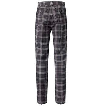 Ping collection Lima Checked Trouser Black Multi (P02996)