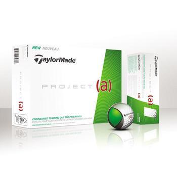 Taylormade Project (a) Golf Balls 1 Dozen