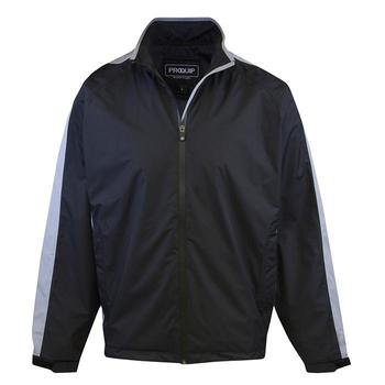 Proquip Aquastorm Pro Waterproof Jacket - Black/Pewter